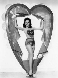 Ann Miller #valentinesday #oldhollywood
