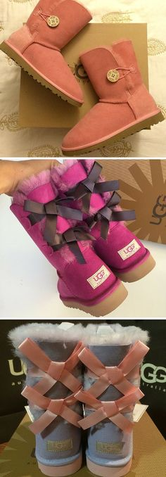 Uggs with bows!!