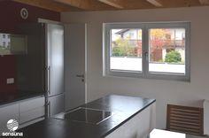 sensuna® Küchenplissees / sensuna® kitchen pleated blinds