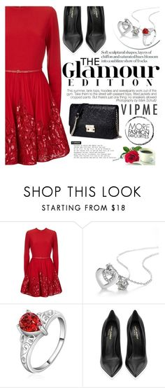 """""""VIPME5"""" by m-zineta ❤ liked on Polyvore featuring Elie Saab, Yves Saint Laurent, women's clothing, women, female, woman, misses and juniors"""