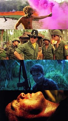 Apocalypse Now Cinematographer: Vittorio Storaro