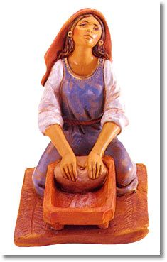 5 Inch Scale Ruth, Baker by Fontanini for Bekah or Abigail Nativity Church, The Nativity Story, Christmas Nativity Scene, Christmas Crafts, Christmas In Italy, Christmas Carol, Nativity Scene Pictures, Nativity Sets For Sale, Nativity Clipart