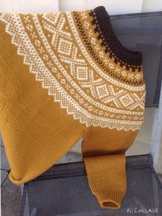 Marius genser str M Knitting Projects, Mittens, Boho Shorts, Norway, Knits, Pattern, Sweaters, Inspiration, Collection