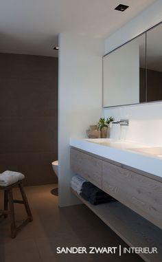 Badkamermeubel op maat - Sander Zwart | Interieur