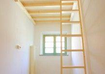 loft bed small room