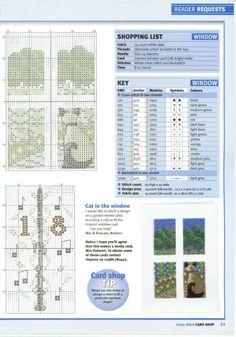 Gallery.ru / Фото #6 - Cross Stitch Card Shop 20 - WhiteAngel