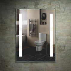 Bathroom LED Illuminated Mirror Bar Light Mirror