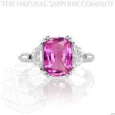 Pink Sapphire Ring (J2998)