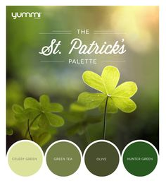 10% OFF The St.Patrick's Palette! Use Promo Code STP10 At Checkout. Shop Now at www.YummiCandles.com