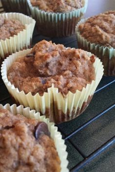 Healthy Breakfast Love Muffins by If Your Body Could Talk