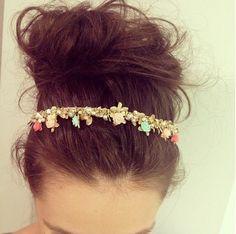 5 Acessórios estilosos para seu cabelo