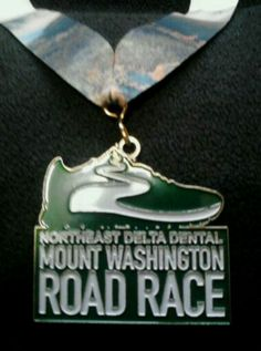 Mt. Washington Road Race.....only one hill. 6/15/2013