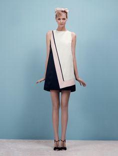 paule ka s/s 2012 - Abysses 23 - Simple Dresses, Cute Dresses, Short Dresses, Dresses For Work, Mode Outfits, Dress Outfits, Fashion Dresses, Paule Ka, Chic Dress