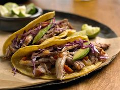 Candace's Carnitas Tacos - Pork Recipes - Pork Be Inspired