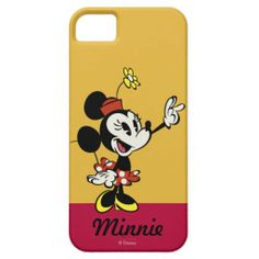Minnie Mouse 2 iPhone 5 Case
