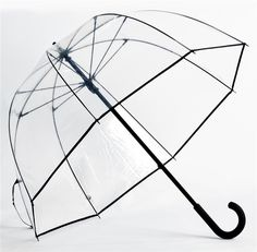 35 in. Premium Fiberglass Bubble Umbrella