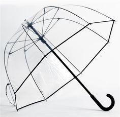 35 in. Premium Fiberglass Bubble Umbrella