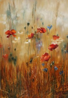 View album on Yandex. Painting Edges, Painting & Drawing, Painting Inspiration, Art Inspo, Watercolor Flowers, Watercolor Paintings, Flower Art, Abstract Art, Canvas Art