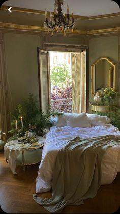 Room Design Bedroom, Room Ideas Bedroom, Bedroom Decor, Dream Apartment, Aesthetic Room Decor, Dream Home Design, Dream Rooms, Cool Rooms, My New Room
