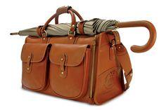 Ghurka Express duffel bag. ready for the weekend