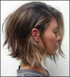 Hairstyles short hair 2018 #hairstyles #short