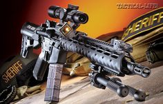Stag Arms' Full-Featured 3T-M 5.56mm WorkhorseFind our speedloader now!  http://www.amazon.com/shops/raeind