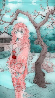 Mitsuri wallapaper �