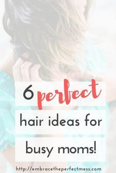 These easy hair idea