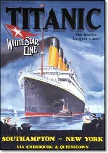 Titanic.  Each chapter of the books is ended with a letter from one of the passengers on the Titanic describing plans to sail to New York for one reason or another.  They are from all nationalities, in all walks of life, for all manner of reasons, and resonate with the utter pathos of how the ordinary becomes extraordinary through tragedy.