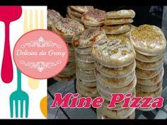 Receita Fácil de pizza brotinho - YouTube Cereal, Breakfast, Mini, Videos, Youtube, Food, Bagel Pizza, Home Made Pizza, Spices