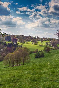 Polseden Lacey, National Trust park & property near Dorking in Surrey England, www.nationaltrust... photo © John Rahim #nationaltrust #polsedenlacey