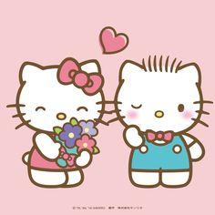 Kitty Cam, Hello Kitty Vans, Hello Kitty My Melody, Hello Kitty Items, Sanrio Hello Kitty, Hello Kitty Backgrounds, Hello Kitty Wallpaper, Hello Kitty Drawing, Hello Kitty Wedding