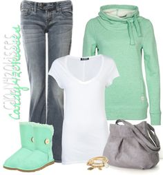 <3 the color combo!
