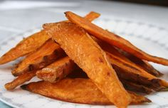 Serves 2 | Prep time: 15 minutes | Total time: 35 minutes Ingredients 2 medium sweet potatoes 2 tablespoons arrowroot 1/8 teaspoon cinnamon 1/8 teaspoon sea salt 1 tablespoon raw coconut oil, melted Directions Scrub the sweet potatoes and cut them into 1/2-inch-thick wedges. Place them in a bowl, cover with cold water, and let […]