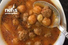 Ekşili Yuvarlama Çorbası (Tırşe Klorik) Tarifi