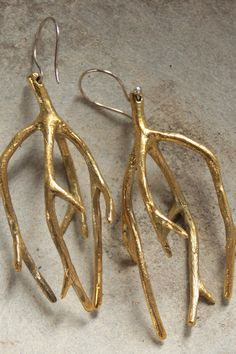Back to the roots earrings