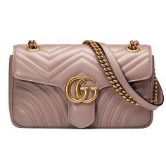Chain Shoulder Bag, Small Shoulder Bag, Shoulder Strap, Gucci Shoulder Bag, Double G, Women's Crossbody Purse, Prada Handbags, Leather Handbags, Gucci Bags