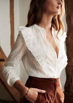 Stylish summer outfit ideas - Casual Summer Outfits for Work Stylish Summer Outfits, Classy Outfits, Trendy Outfits, Cute Outfits, Work Outfits, Fall Outfits, Girly Outfits, Paris Mode, Outfit Trends