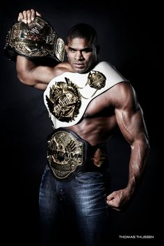 Just a beast - Alistair Overeem MMA