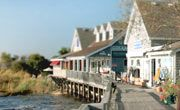 Outer Banks, NC- no cities, just quaint towns and sleepy fishing villages!
