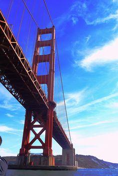 My way to San Francisco ..