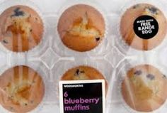 #WoolworthsSA has a wide variety of different #muffins on offer.