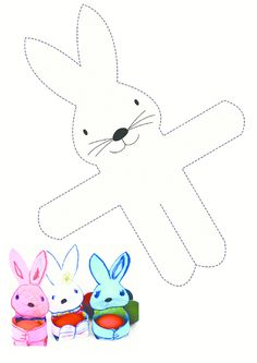 21 Easter Bunny Crafts for Toddlers, Preschoolers, Kindergartners & First Graders Foam Cup Bunny Easter Art, Easter Crafts For Kids, Easter Bunny, Bunny Bunny, Children Crafts, Spring Crafts, Holiday Crafts, Diy And Crafts, Paper Crafts