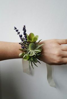 Modern Greens Diy CorsagesProm CorsageWedding CorsagesWedding BouquetsWrist