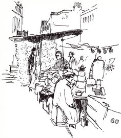 James Boswell - Spitalfields