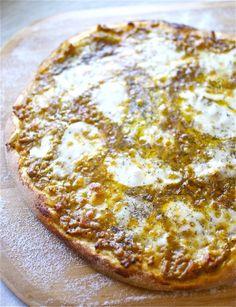 Pizza a la boloñesa, receta italiana con Thermomix « Thermomix en el mundo