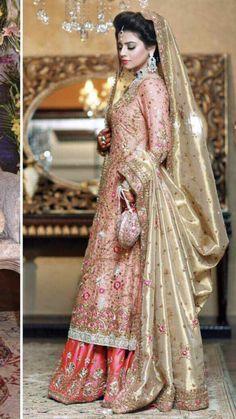 Silk all the way Pakistani Bridal Couture, Pakistani Wedding Outfits, Bridal Outfits, Bridal Lehenga, Pakistani Dresses, Indian Bridal, Indian Dresses, Shalwar Kameez, Kurti