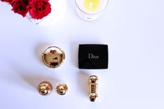 BEAUTYMINDED Dior, Golden Shock, Christmas Collection, review, swatches,