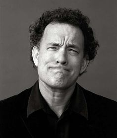 Tom Hanks (Intimate Celebrity Portraits by Andy Gotts)