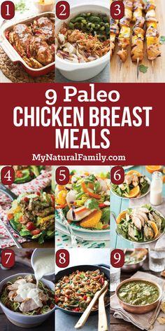 8349263f0 Paleo chicken breast recipes Paleo Crockpot Chicken, Chicken Breast Recipes  Healthy, Chicken Meals,